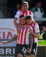 Exeter City v Oldham Athletic, Exeter, UK - 27 Apr 2019