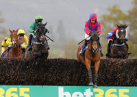Taunton Races, Taunton, UK - 04 Apr 2019