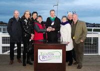 Taunton Races, Taunton, UK - 19 Feb 2019
