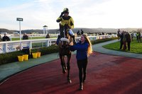 Taunton Races, Taunton, UK - 9 Jan 2019
