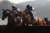 Taunton Races, Taunton, UK - 9 Jan 2019