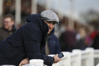 Taunton Races, Taunton, UK - 19 Jan 2018