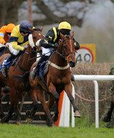 Taunton Races, Taunton, UK - 19 Mar 2019