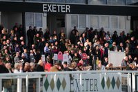 Exeter Races, Exeter, UK - 22 Oct 2019