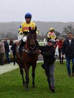Taunton Races, Taunton, UK - 2 Feb 2020