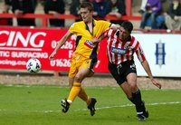 Exeter City v Hartlepool