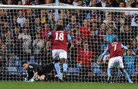 Aston Villa v Rapid Vienna 270809