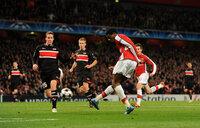 Arsenal v AZ Alkmaar 041109