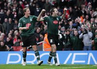 Arsenal v Plymouth  030109