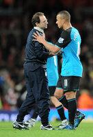 Arsenal v Aston Villa  151108