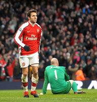 Arsenal v Aston Villa 271209