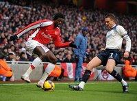 Arsenal v Bolton  100109