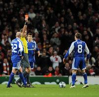Arsenal v Dynamo Kiev  251108