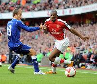 Arsenal v Everton  181008