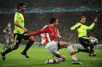 Arsenal v Fenerbahce  051108