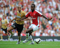 Arsenal v Juventus  020808