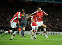 Arsenal v FC Porto  300908
