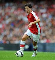 Arsenal v Real Madrid  030808