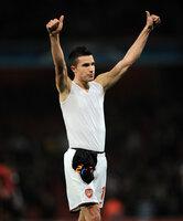 Arsenal v Roma 240209