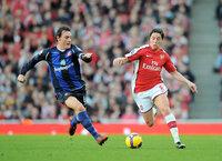 Arsenal v Sunderland 210209