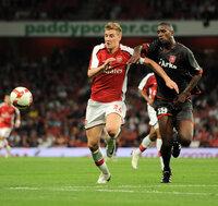 Arsenal v FC Twente  270808