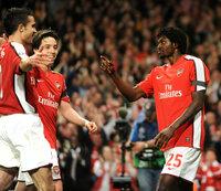 Arsenal v Villarreal 150409