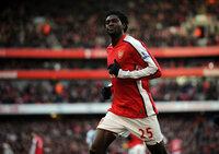 Arsenal v Wigan  061208