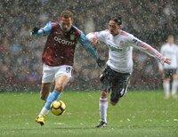 Aston Villa v Liverpool 291209