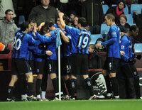 Aston Villa v Middlesbrough  091108