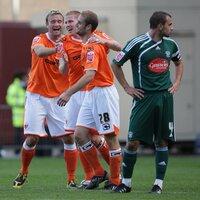 Blackpool v Plymouth Argyle 20091017