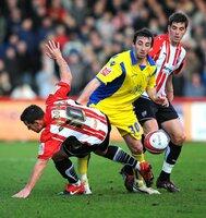 Brentford v Leeds United 121209