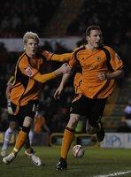Bristol City v Wolves 170109