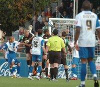 Bristol Rovers v Yeovil 241009