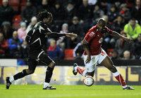 Bristol City v Sheffield United  281008