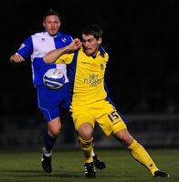 Bristol Rovers v Leeds United 271009