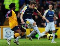 Cardiff City v Arsenal 250109
