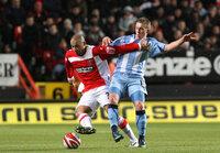 Charlton v Coventry 091208