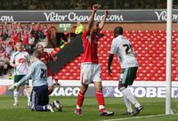 Nottingham Forest v Plymouth 20100424