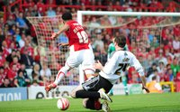Bristol City v Derby County 240410