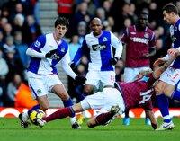 West Ham v Blackburn 300110