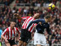Sunderland V Fulham  280210