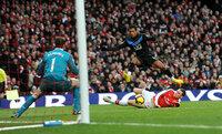 Arsenal v Man Utd 310110
