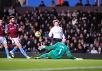 Aston Villa v Arsenal  270110