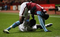 Aston Villa V Arsenal 270110