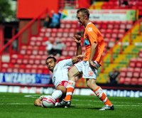 Bristol City v Blackpool 310710