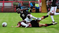 Exeter v Bristol City 260710