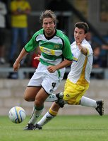 Torquay United v Yeovil 310710