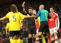 Arsenal v Barcelona 310310