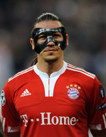 Bayern Munich v Manchester United 300310