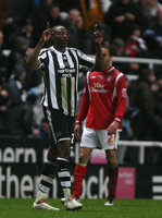 Newcastle V Forest 290310